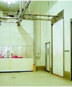 Agropharma 900 gyorsjárású ipari PVC kapu